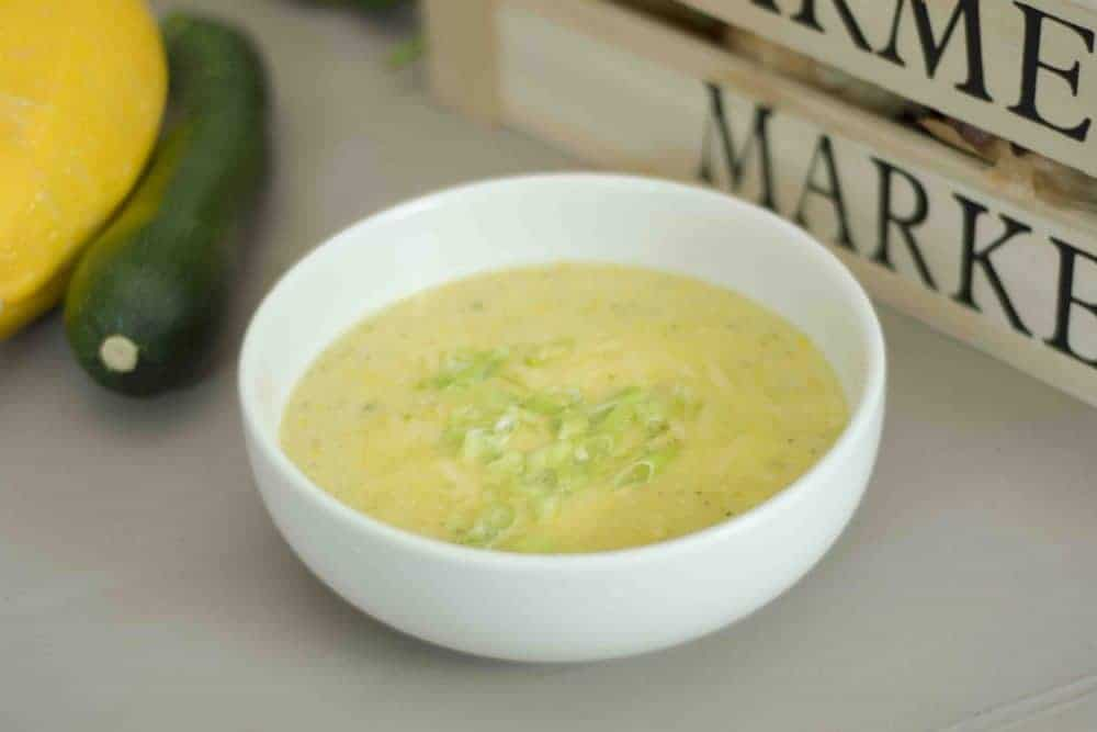 courgette and cheese soup - Zucchini Soup Recipes