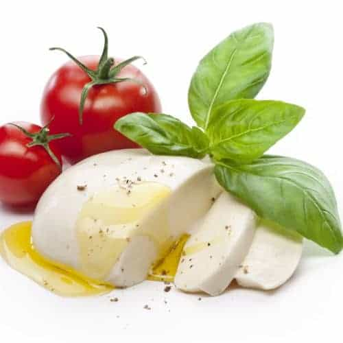 mozzarella recipe