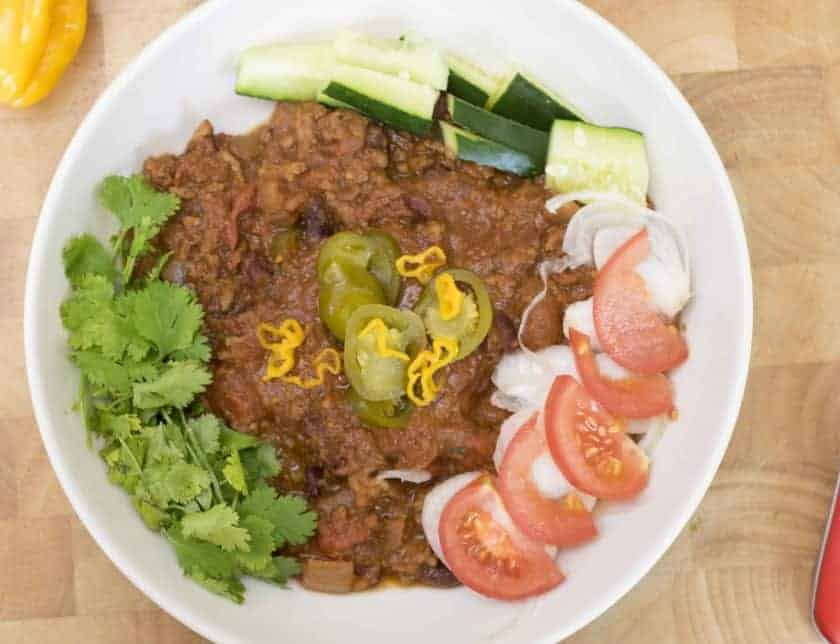 Easy original Chili Con Carne Recipe