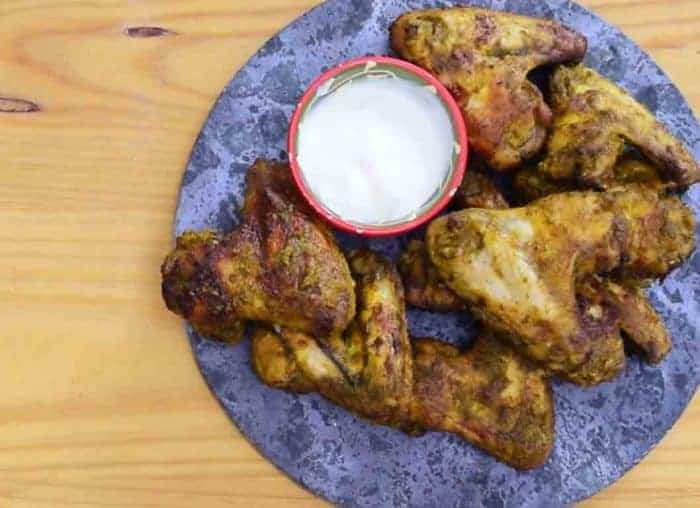 indian chicken wings recipe oven