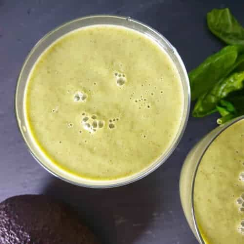 super green smoothie recipe