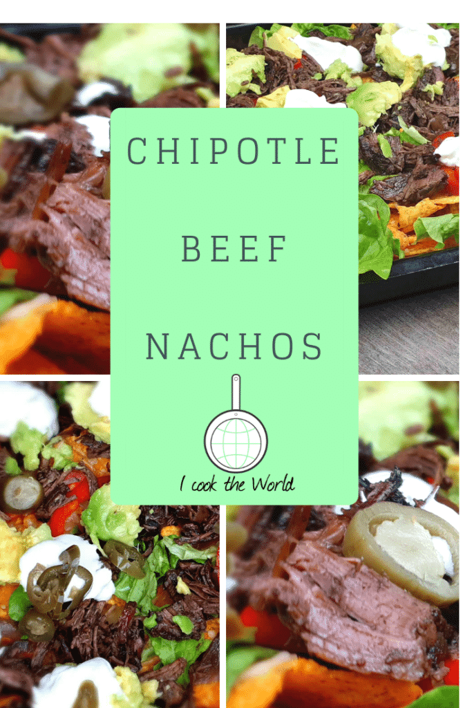 Chipotle Beef Nachos pin