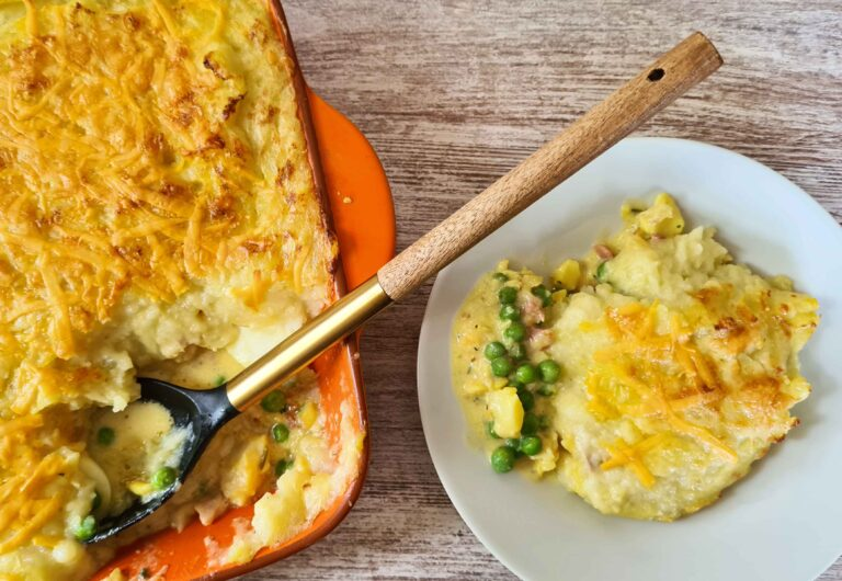 the best fish pie recipe