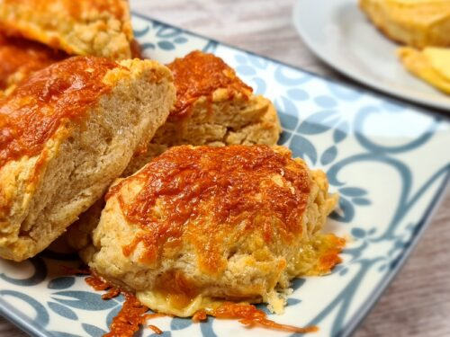 How To Make The Best Cheese Scones
