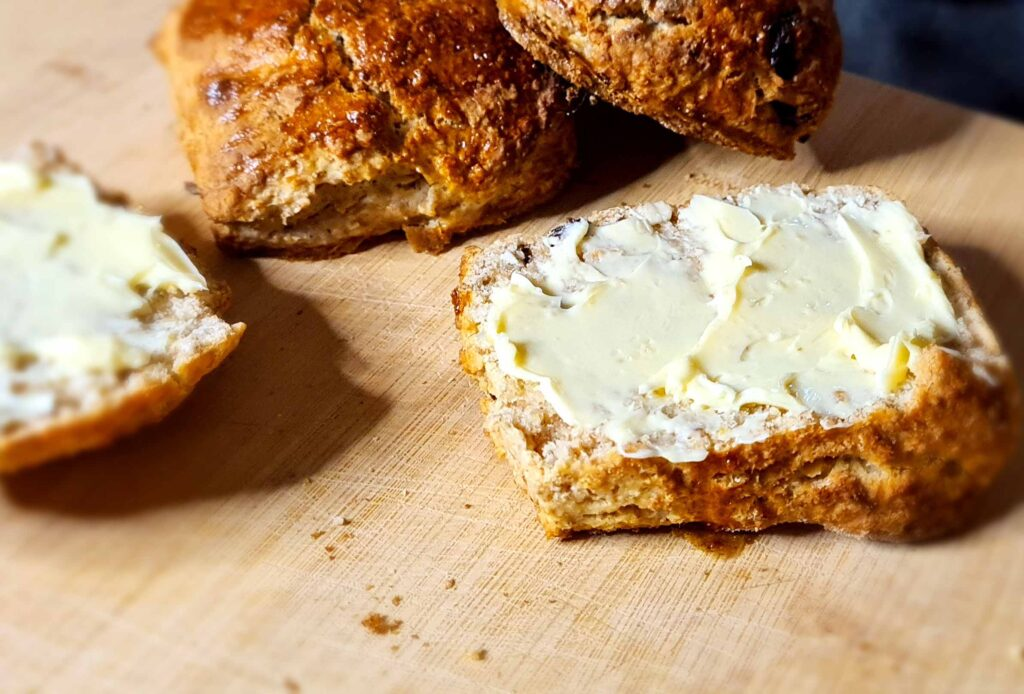 Wholemeal Scone Recipe
