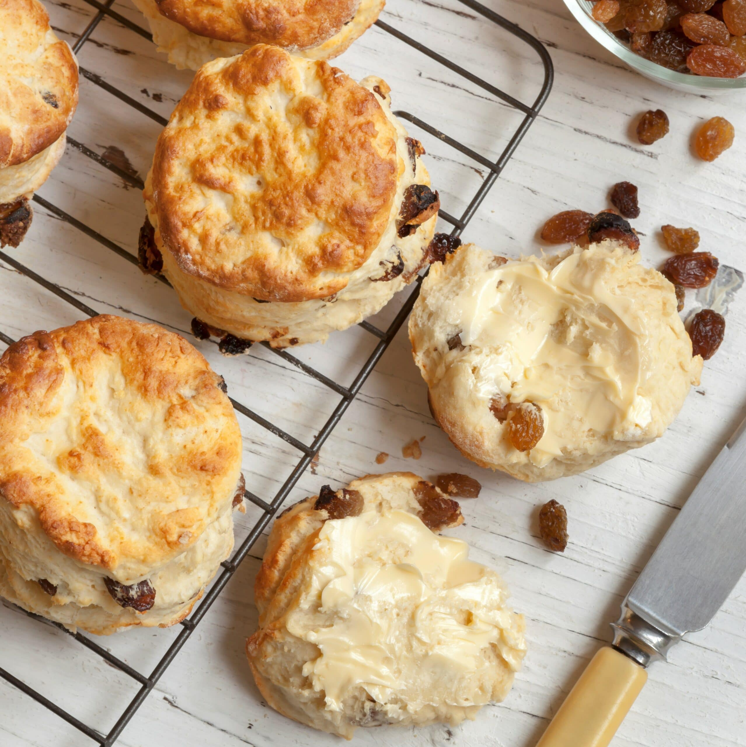 Where to find the best Fruit Scone Recipe UK